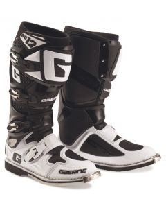ΜΠΟΤΕΣ MX SG12 WHITE/BLACK 2174-014 | GAERNE