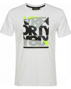 T-SHIRT VRFORTYSIX WHITE VLMTS357506| VR46
