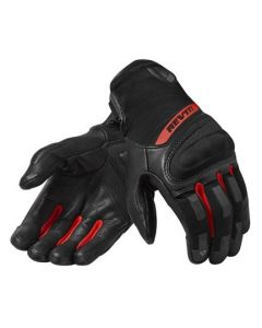 ΓΑΝΤΙΑ STRIKER 3 FGS147 BLACK/RED| REV'IT