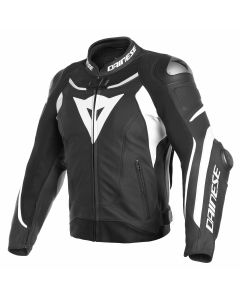 ΔΕΡΜΑΤΙΝΟ ΜΠΟΥΦΑΝ SUPER SPEED 3 BLACK / WHITE / WHITE 201533808 | DAINESE