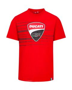 T-SHIRT DUCATI CORSE OFFICIAL RED 2036010 | DUCATI RACING COLLECTION