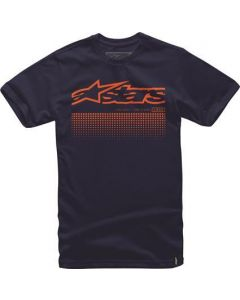 T-SHIRT UNIFLOW TEE NAVY 1017-72005-70| ALPINESTARS
