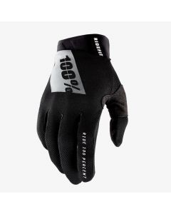 ΓΑΝΤΙΑ MX RIDEFIT BLACK GLOVES| 100%