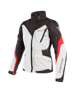 ΜΠΟΥΦΑΝ - ΓΥΝΑΙΚΕΙΟ TEMPEST 2 LADY D-DRY LIGHT-GRAY/BLACK/TOUR-RED 2654610| DAINESE