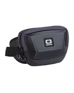 ΤΣΑΝΤΑΚΙ ΜΕΣΗΣ 1.6L MOLDED WAIST BAG BLACK| OGIO