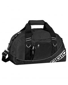 ΑΘΛΗΤΙΚΟ ΣΑΚΙΔΙΟ 29.5L HALF DOME DUFFEL BAG BLACK| OGIO