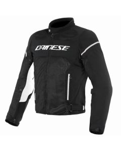 ΚΑΛΟΚΑΙΡΙΝΟ ΜΠΟΥΦΑΝ AIR FRAME D1 TEX JACKET BLACK/BLACK/WHITE 1735196| DAINESE