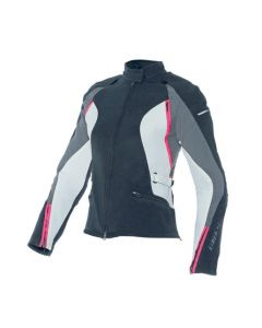 ΜΠΟΥΦΑΝ ΓΥΝΑΙΚΕΙΟ ARYA TEX LADY BLACK/DARK GULL GRAY/FUCHSIA 2735159| DAINESE