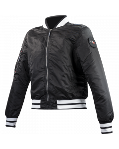 ΜΠΟΥΦΑΝ BRIGHTON LADY JACKET BLACK| LS2