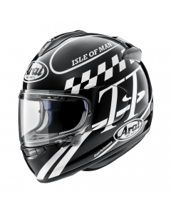 ΚΡΑΝΟΣ FREEWAY CLASSIC PLAIN FROST BLACK |ARAI