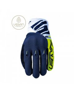 ΓΑΝΤΙΑ E3 EVO FLUO YELLOW/ BLUE | FIVE