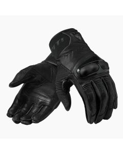 ΚΑΛΟΚΑΙΡΙΝΑ ΓΑΝΤΙΑ HYPERION GLOVES PERF. LEATHER BLACK FGS137| REV'IT