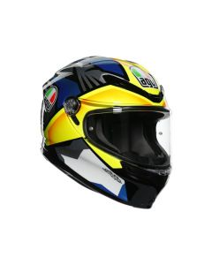 ΚΡΑΝΟΣ K6 MULTI JOAN BLACK/BLUE/YELLOW MPLK| AGV