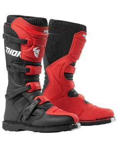ΜΠΟΤΕΣ MX BLITZ XP RED/BLACK BOOT| THOR