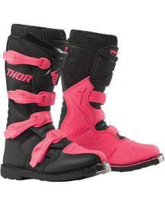 ΓΥΝΑΙΚΕΙΕΣ ΜΠΟΤΕΣ MX BLITZ XP WOMEN'S BLITZ XP BLACK/PINK BOOT| THOR
