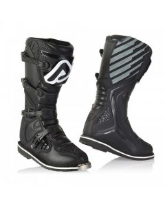 ΜΠΟΤΕΣ MX E-TEAM BOOTS BLACK 24551.090| ACERBIS