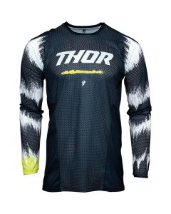 ΜΠΛΟΥΖΑ MX PULSE AIR RAD MIDNIGHT/WHITE JERSEY| THOR