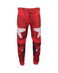 ΠΑΝΤΕΛΟΝΙ MX PULSE HZRD RED/WHITE PANT| THOR