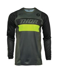 ΜΠΛΟΥΖΑ MX PULSE RACER ARMY JERSEY| THOR