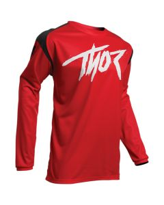 ΜΠΛΟΥΖΑ MX SECTOR LINK RED JERSEY| THOR