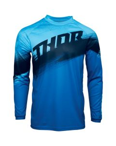 ΜΠΛΟΥΖΑ MX SECTOR VAPOR BLUE/MIDNIGHT JERSEY| THOR