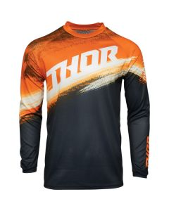 ΜΠΛΟΥΖΑ MX SECTOR VAPOR ORANGE/MIDNIGHT JERSEY| THOR