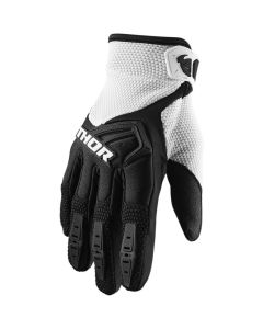 ΓΑΝΤΙΑ MX SPECTRUM BLACK/WHITE GLOVES| THOR