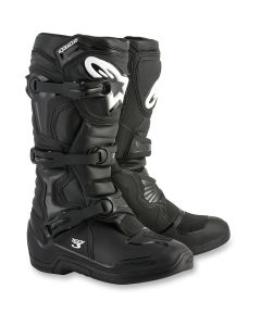 ΜΠΟΤΕΣ MX TECH 3 BOOTS BLACK 2013018-10| ALPINESTARS