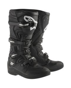 ΜΠΟΤΕΣ MX TECH 5 BOOTS BLACK 2015015-10| ALPINESTARS