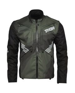 ΜΠΟΥΦΑΝ MX TERRAIN GREEN CAMO JACKET| THOR