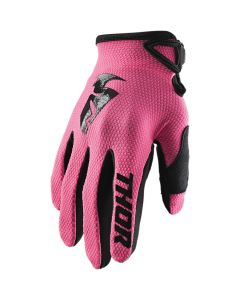 ΓΑΝΤΙΑ MX WOMEN'S SECTOR PINK GLOVES| THOR