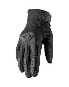 ΓΑΝΤΙΑ MX WOMEN'S SPECTRUM BLACK GLOVES| THOR