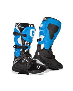 ΜΠΟΤΕΣ MX X-LEGEND BLACK/ BLUE/ WHITE BOOT | ELEVEIT