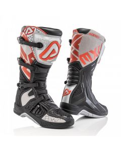 ΜΠΟΤΕΣ MX X-TEAM BOOTS BLACK/GREY 22999.319| ACERBIS