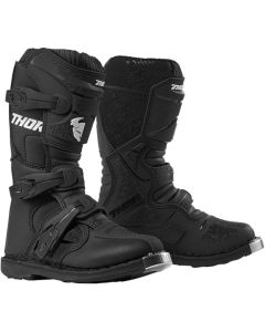 ΠΑΙΔΙΚΕΣ ΜΠΟΤΕΣ MX YOUTH BLITZ XP BLACK BOOT| THOR