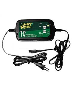 ΦΟΡΤΙΣΤΗΣ ΜΠΑΤΑΡΙΑΣ PLUS 6V/12V 1.25A LEAD ACID/LITHIUM BATTERY CHARGER 022-0200-DL-EU| BATTERY TENDER