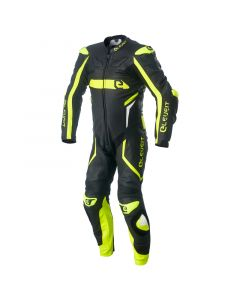 ΑΓΩΝΙΣΤΙΚΗ ΦΟΡΜΑ RC PRO SUIT BLACK/YELLOW 104| ELEVEIT