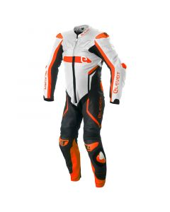ΑΓΩΝΙΣΤΙΚΗ ΦΟΡΜΑ RC PRO SUIT WHITE/FLUO ORANGE 105| ELEVEIT