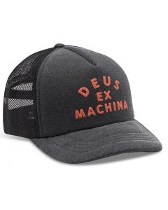 ΚΑΠΕΛΟ ROLLER TRUCKER BLACK DMS97319| DEUS EX MACHINA