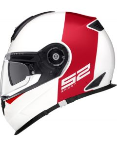 ΚΡΑΝΟΣ S2 SPORT REDUX RED| SCHUBERTH