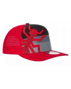 ΚΑΠΕΛΟ SPIDER MIDVISOR TRUCKER CAP RED / ANTHRACITE GREY 2043006| MARC MARQUEZ