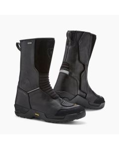 ΑΔΙΑΒΡΟΧΕΣ ΜΠΟΤΕΣ TOURING COMPASS H2O BOOTS BLACK FBR031| REV'IT