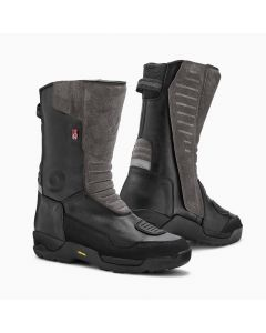 ΑΔΙΑΒΡΟΧΕΣ ΜΠΟΤΕΣ TOURING GRAVEL OUTDRY BOOTS BLACK FBR032| REV'IT