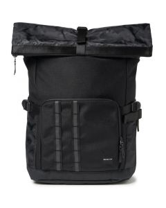ΣΑΚΙΔΙΟ ΠΛΑΤΗΣ UTILITY ROLLED UP BACKPACK 23L BLACKOUT 921420-02E| OAKLEY
