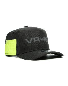ΚΑΠΕΛΟ VR46 9FORTY CAP BLACK/FLUO-YELLOW 1990086 | DAINESE