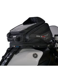 ΣΑΚΟΣ ΡΕΖΕΡΒΟΥΑΡ S30R TANK STRAP ON BLACK OL345| OXFORD