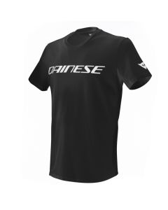 T-SHIRT DAINESE BLACK/WHITE 1896745| DAINESE