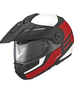 ΚΡΑΝΟΣ E1 GUARDIAN RED | SCHUBERTH