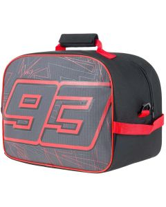 ΣΑΚΙΔΙΟ ΚΡΑΝΟΥΣ HELMET BAG 93 ANTHRAITE GREY / RED / BLACK 2053009| MARC MARQUEZ