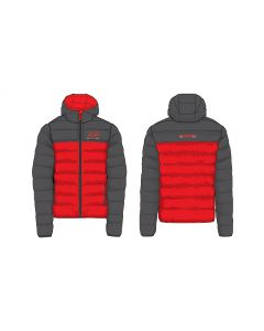 ΜΠΟΥΦΑΝ PADDED JACKET MARQUEZ RED / ANTHRACITE GREY 2063003| MARC MARQUEZ